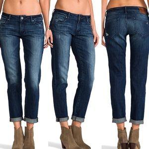 DL1961 Riley Boyfriend Nassau Slim Jeans 25 Y432